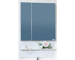 Зеркальный шкаф Бриклаер Аргентина 65 (гасиенда)