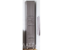 Шкаф-колонка Бриклаер Чили (серая лиственница)