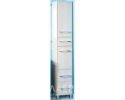 Шкаф-колонка Бриклаер Чили (светлая лиственница)