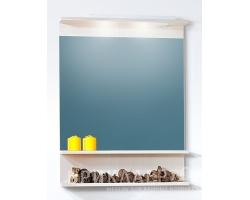 Зеркало Бриклаер Чили 80 (светлая лиственница)