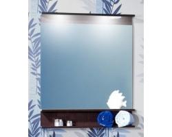 Зеркало Бриклаер Куба 70 (венге)