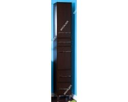 Шкаф-колонка Бриклаер Чили (венге)