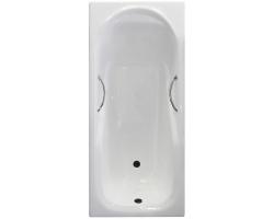 Чугунная ванна Castalia Carina170x75 с ручками Н0000014