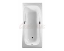 Чугунная ванна Castalia Emma 180x85 с ручками Н0000187