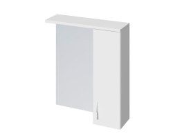 Зеркало-шкаф Cersanit Erica 60 LS-ERN60 60 см. (белое)