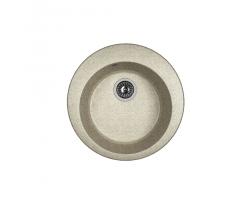 Кухонная мойка Dr.Gans Гала 25.010.B0510.408 серый (510х510 мм)
