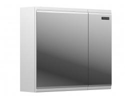 Зеркало-шкаф Edelform Forte 80 71 см. 2-766-00-S (белое)