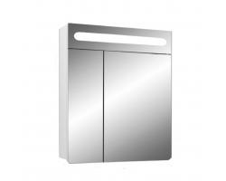 Зеркало-шкаф Edelform Glass 60 54 см. 2-623-00-S (белое)