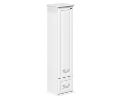 Пенал Edelform Mero 40 40 см. 3-660-00 (белый, подвесной)