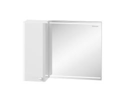 Зеркало-шкаф Edelform Nota 85 83 см. 35809 (белое)