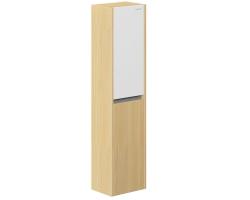 Пенал Edelform Unica 38 38 см. 3-738-45 (дуб гальяно-белый, подвесной)