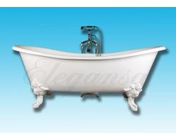 Чугунная ванна Elegansa Nadia white 180x80 Н0000366