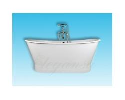 Чугунная ванна Elegansa Sabine WHITE 170x70x70 Н0000359