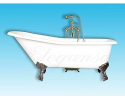 Чугунная ванна Elegansa Schale ANTIQUE 170x75 Н0000278