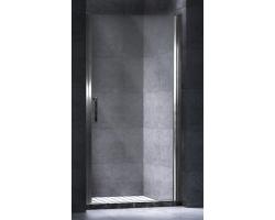 Дверь для душа Esbano ES-80LD Right 80 см. 80х195 (распашная, прозрачное стекло, правая)