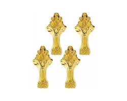 Ножки каменные для ванны Эстет Скарлет, Эстет Марсель и Эстет Венеция (ФР-00001315) (золото)