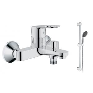 Смеситель для ванны c душевой стойкой Grohe Start 23750000 (23750 000)
