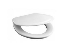Крышка-сиденье для унитаза Jika Lyra 9251.5 (8.9251.5.300.000.1) (дюропласт, пластиковые петли)
