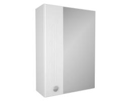 Зеркало-шкаф Merkana Авила 50 48 см. 2-214-000-О (белое)