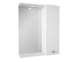 Зеркало-шкаф Merkana Авила 60 55 см. 2-215-000-S (белое)