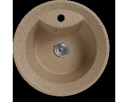 Кухонная мойка Merkana Модель 1 48х48 см. 34879 (песочная)