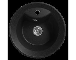 Кухонная мойка Merkana Модель 1 48х48 см. 34881 (чёрная)