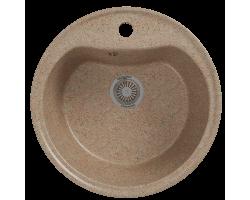 Кухонная мойка Merkana Модель 24 49х49 см. 34980 (песочная)