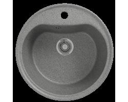 Кухонная мойка Merkana Модель 24 49х49 см. 34982 (тёмно-серая)