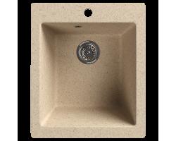 Кухонная мойка Merkana Модель 8 50х42 см. 34907 (бежевая)