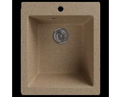 Кухонная мойка Merkana Модель 8 50х42 см. 34909 (песочная)