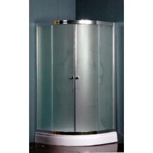 Душевой угол Nautico SWВ - 8005 80х80 (матовое стекло, низкий поддон)