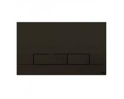 Смывная клавиша Oli Narrow 148303 (чёрная)
