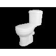Унитаз напольный Оскольская керамика Дора 47301110212 (антивсплеск, белый)