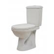 Унитаз напольный Оскольская керамика Суперкомпакт 47301110302 (антивсплеск, белый, вертикальный)