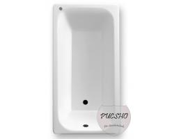 Чугунная ванна Pucsho Klassik 150x75 Н0000360