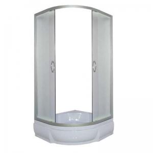 Душевой уголок River Don 100/26 MT 100х100 (матовое стекло, низкий поддон)