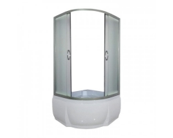 Душевой уголок River Don 80/43 MT 80х80 (матовое стекло, высокий поддон)