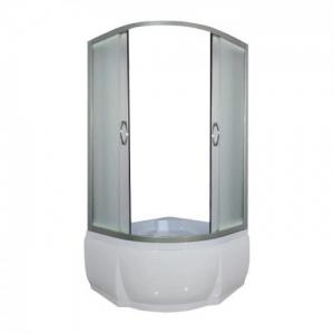 Душевой уголок River Don 90/46 MT 90х90 (матовое стекло, высокий поддон)