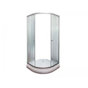 Душевой уголок River Don Light 80/15 MT 80х80 (матовое стекло, низкий поддон)