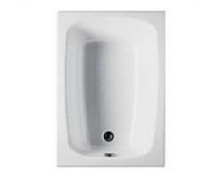 Чугунная ванна Roca Continental 100x70 7.2115.0.700.1 (211507001) (без противоскользящего покрытия)