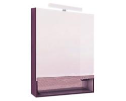 Зеркало-шкаф Roca Gap 60 ZRU9302751 (фиолетовое)