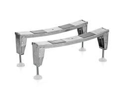 Комплект ножек  для стальной ванны Roca 7.2910.2.100.0