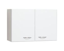 Шкаф навесной Руно Рондо 60 60х40 см. (белый)