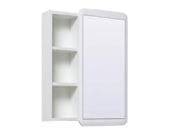 Зеркало Руно Капри 55 (белое)