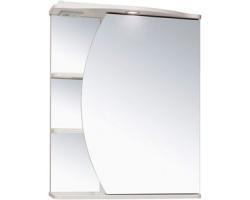 Зеркало Руно Линда 60 (белое, правое)