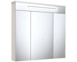 Зеркало Руно Парма 75 (белое)