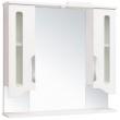 Зеркало Руно Толедо 85 (белое, правое)