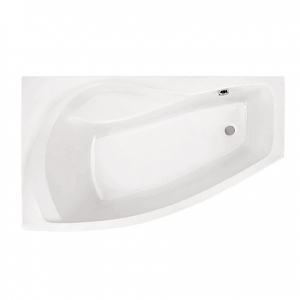 Ванна акриловая Сантек Майорка XL 1WH111991 160х95 (левая)