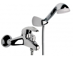 Смеситель для ванны Roca Logica 5A6127C00