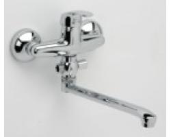 Смеситель для кухни с переключателем Еса Sole 102107196T1